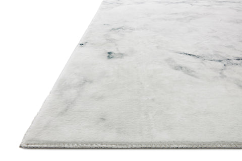 Joelle Rug in Ivory / Smoke by Loloi II