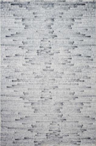 Joelle Rug in Silver / Dove by Loloi II