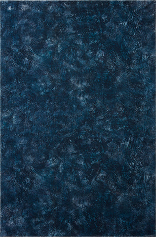Joelle Rug in Midnight / Blue by Loloi II