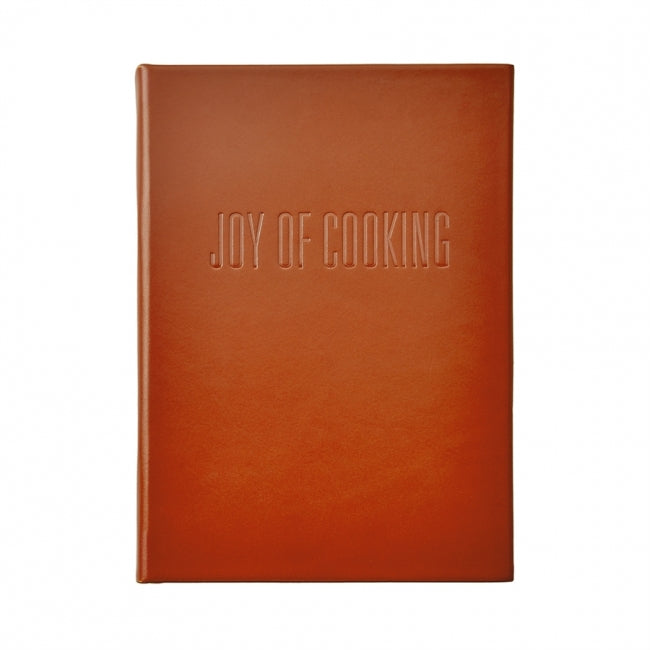 Joy of Cooking Leather design by Graphic Image