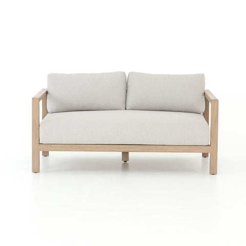 Sonoma Outdoor Sofa In Washed Brown