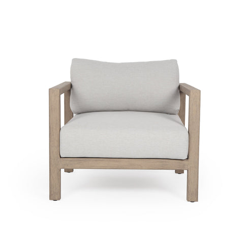 Sonoma Outdoor Chair In Washed Brown
