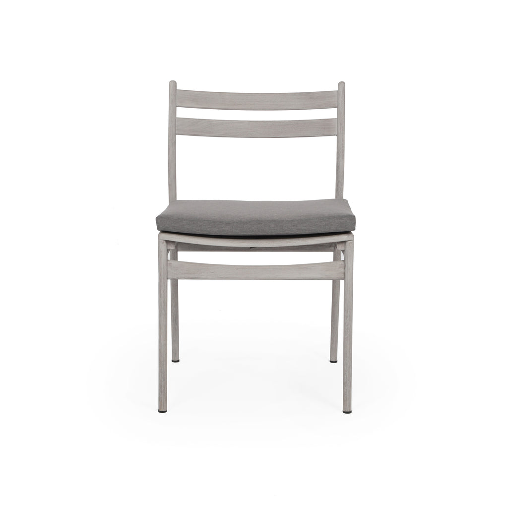 Atherton Dining Chair in Weathered Grey