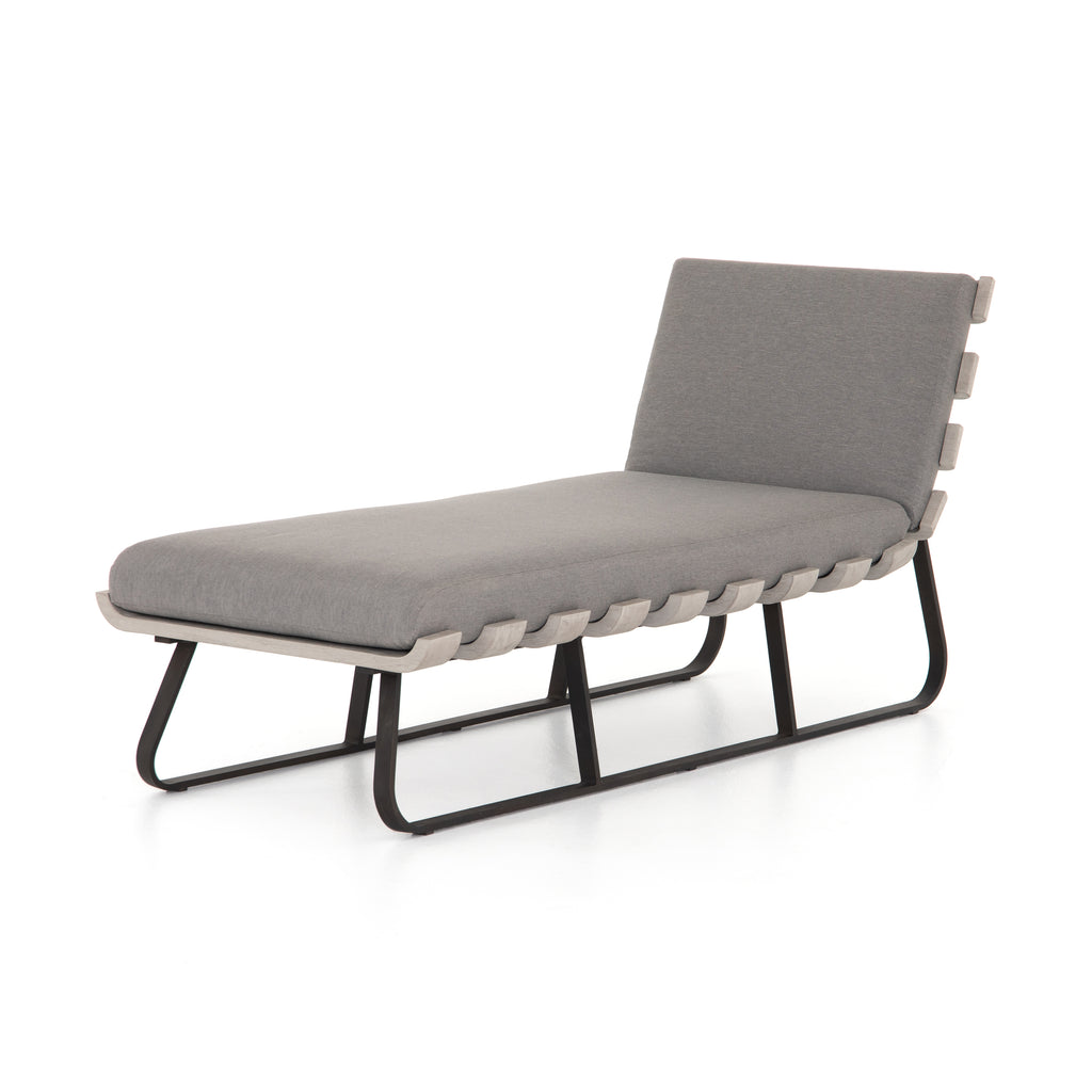 Dimitri Outdoor Chaise in Various Colors