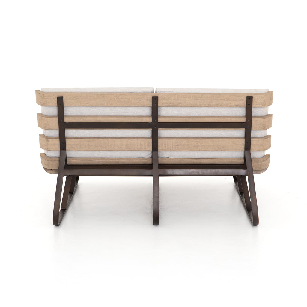 Dimitri Outdoor Double Chaise