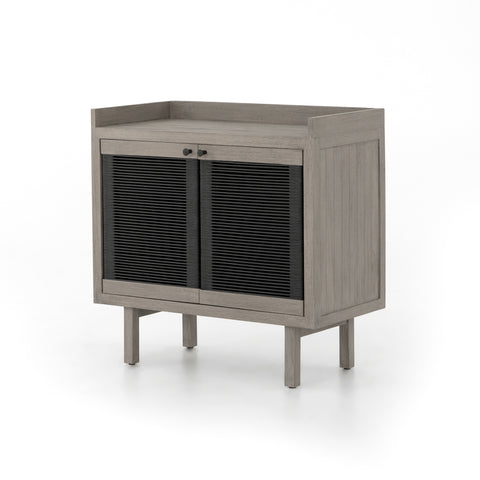 Alma Outdoor Small Cabinet in Various Colors