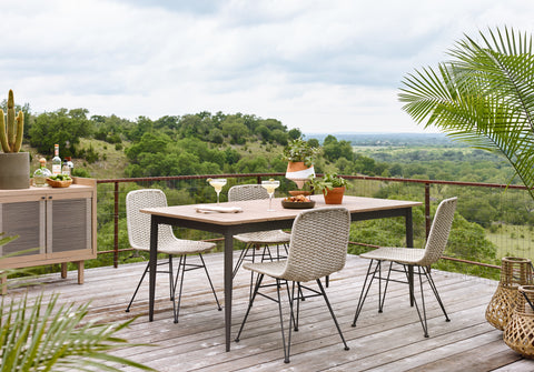 Wyton Outdoor Dining Table
