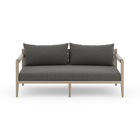 Sherwood Outdoor Sofa - Washed Brown