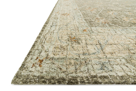 Julian Rug in Taupe & Sand by Loloi