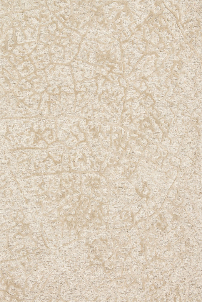Juneau Rug in Ivory & Beige by Loloi