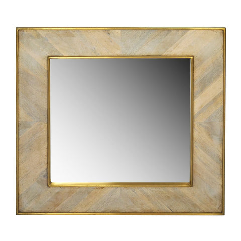 Justinian Square Mirror design by Selamat