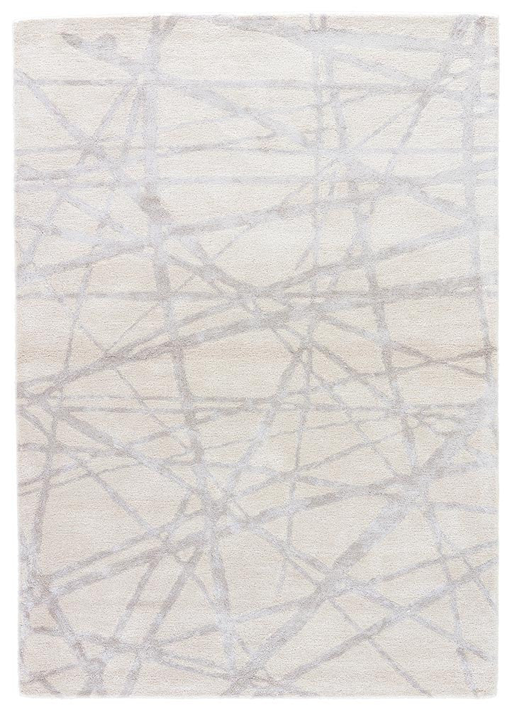 Etho Rug in Parchment & Chateau Gray design by Nikki Chu
