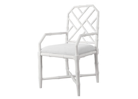 Jardin Armchair in Assorted Finishes by Burke Decor