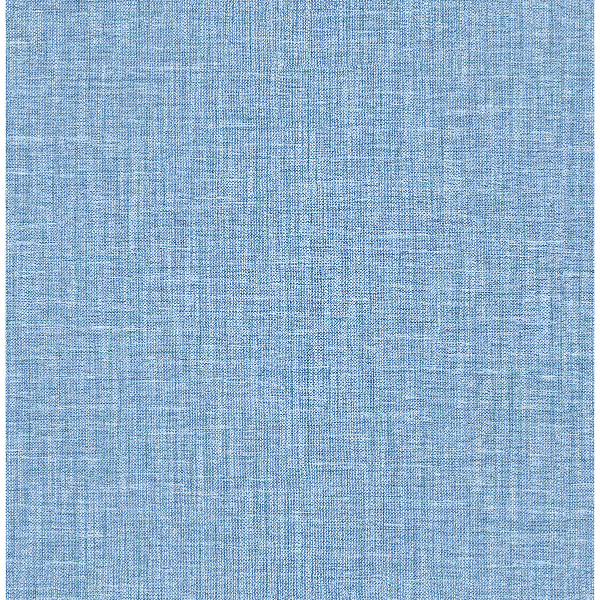 Jocelyn Faux Fabric Wallpaper In Blue From The Pacifica Collection By Burke Decor