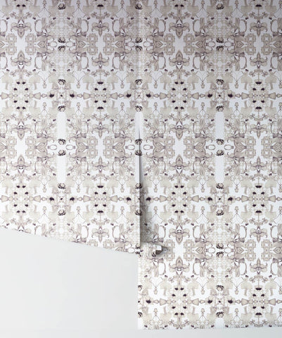 Jump Wallpaper from the Wallpaper Republic Collection by Milton & King