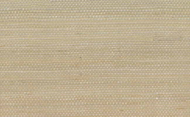 Sample Jute Grasscloth Wallpaper in Beige design by Seabrook Wallcoverings