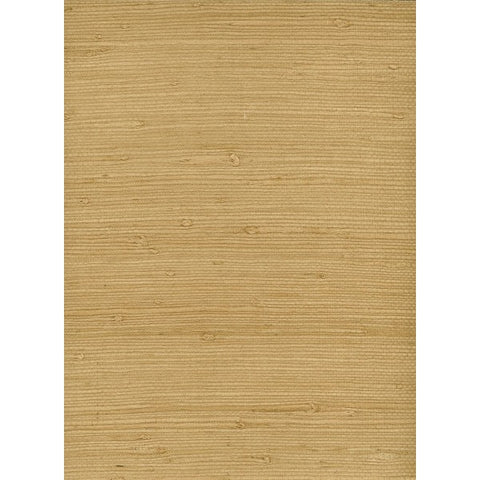 Jute Grasscloth Wallpaper in Tan from the Natural Resource Collection by Seabrook Wallcoverings