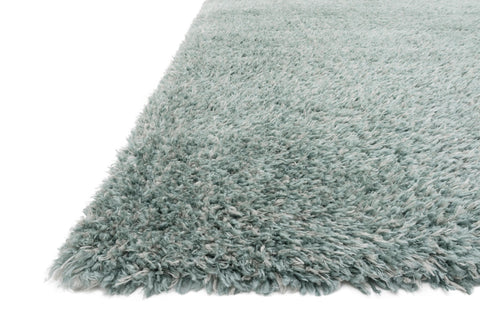 Kayla Shag Rug in Spa by Loloi