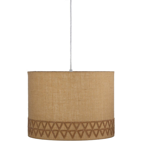 Kohen KHN-001 Pendant in Natural by Surya