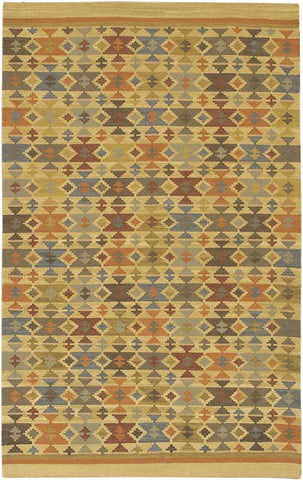 Kilim Collection Hand-Woven Area Rug design by Chandra rugs