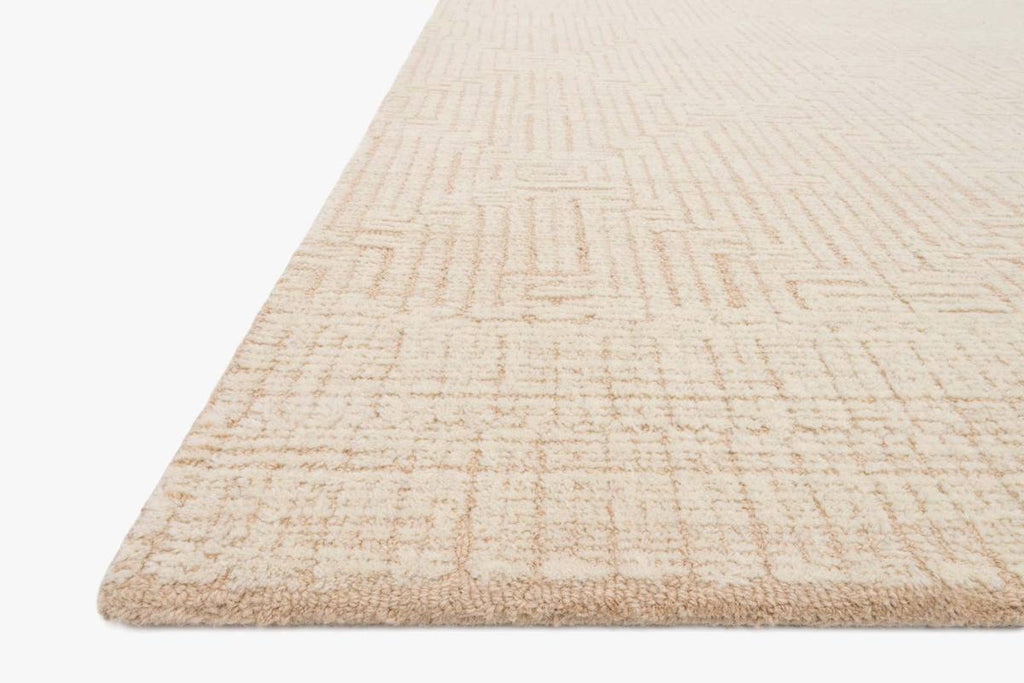 Kopa Rug in Blush & Ivory by ED Ellen DeGeneres Crafted by Loloi