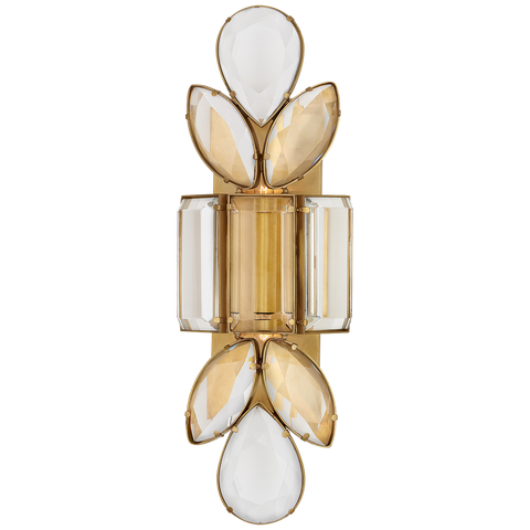 Lloyd Large Jeweled Sconce by Kate Spade