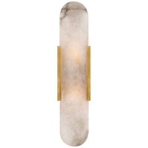 Melange Elongated Sconce by Kelly Wearstler