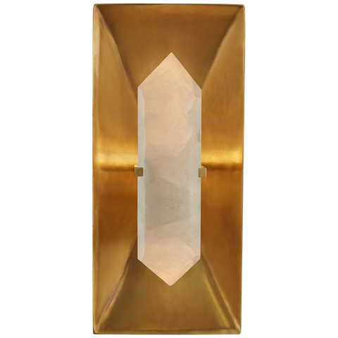 Halcyon Rectangle Sconce by Kelly Wearstler