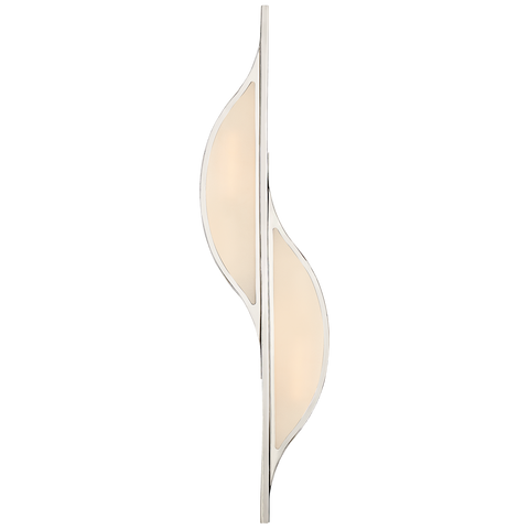 Avant Large Curved Sconce by Kelly Wearstler