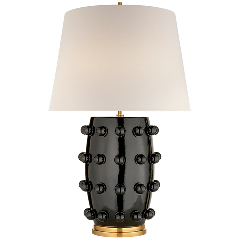 Linden Medium Lamp by Kelly Wearstler