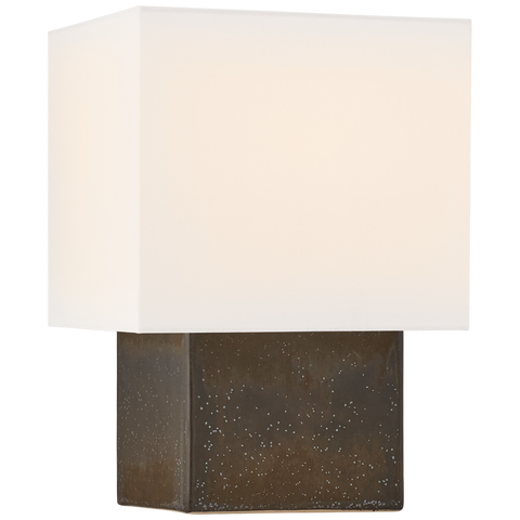 Pari Petite Square Table Lamp by Kelly Wearstler