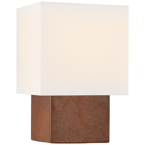 Pari Small Square Table Lamp by Kelly Wearstler