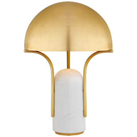 Affinity Medium Dome Table Lamp by Kelly Wearstler