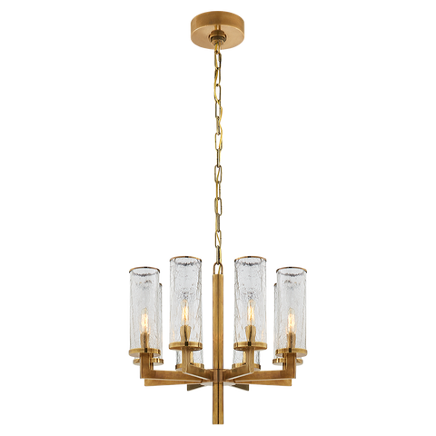 Liaison Single Tier Chandelier by Kelly Wearstler