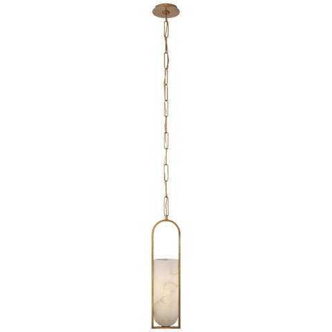 Melange Small Elongated Pendant by Kelly Wearstler