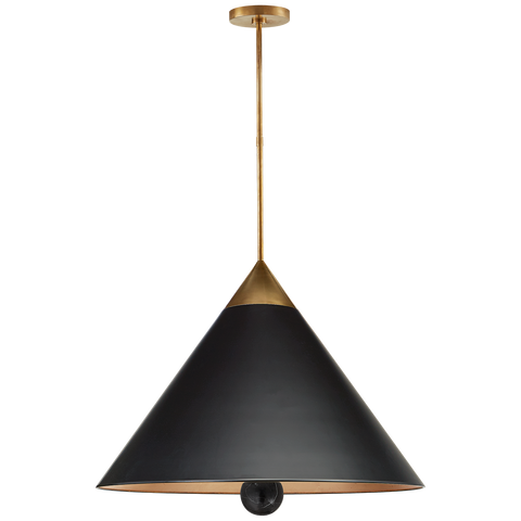 Cleo Large Pendant by Kelly Wearstler