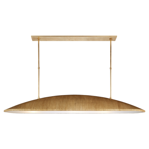 Utopia Large Linear Pendant by Kelly Wearstler
