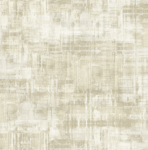 Karakoram Wallpaper in Cream and Gold from the Stark Collection by Mayflower Wallpaper