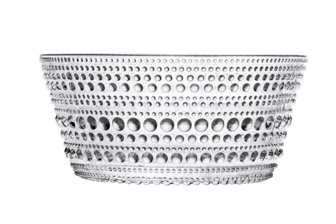 Kastehelmi Bowl in Various Sizes & Colors design by Oiva Toikka for Iittala