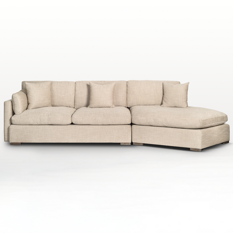 Kayden Sectional, Right Facing Chaise