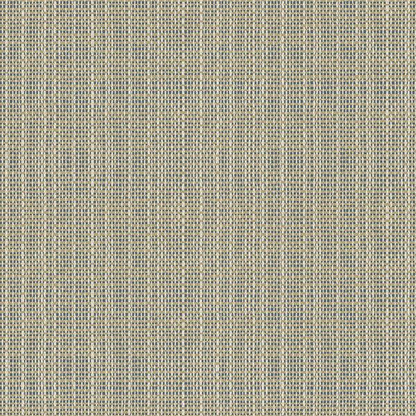 Sample Kent Taupe Faux Grasscloth Wallpaper from the Seaside Living Collection by Brewster Home Fashions