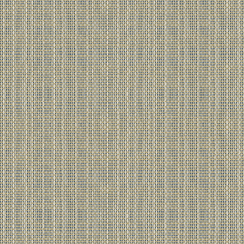 Kent Taupe Faux Grasscloth Wallpaper from the Seaside Living Collection by Brewster Home Fashions