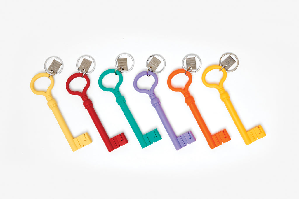 Group Reality Key Keychain design by Areaware