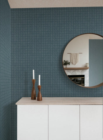 Kindling Wallpaper from the Norlander Collection by York Wallcoverings