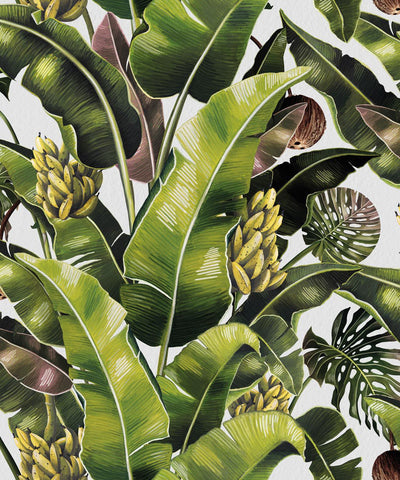 Kingdom Palm Wallpaper (Two Rolls) in Day from the Kingdom Home Collection by Milton & King