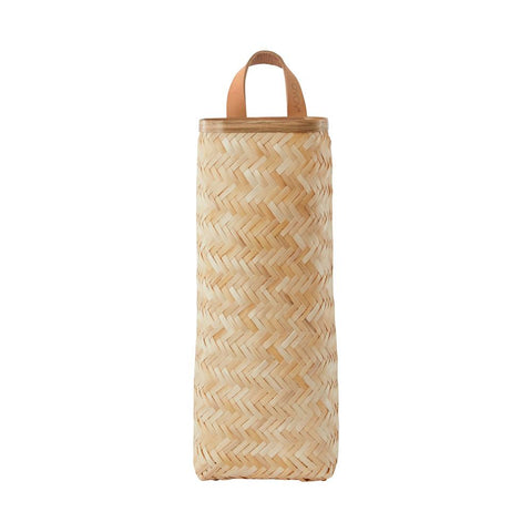 Sporta Long Wall Basket - Nature