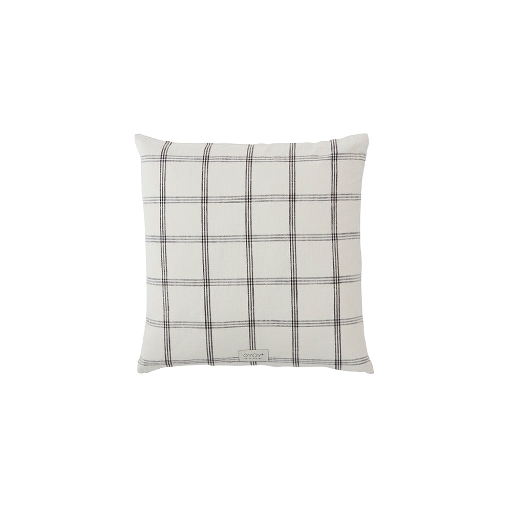 Kyoto Cushion - Square - Offwhite