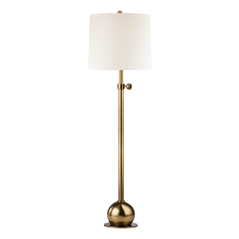 Marshall Adjustable Floor Lamp by Hudson Valley Lighting