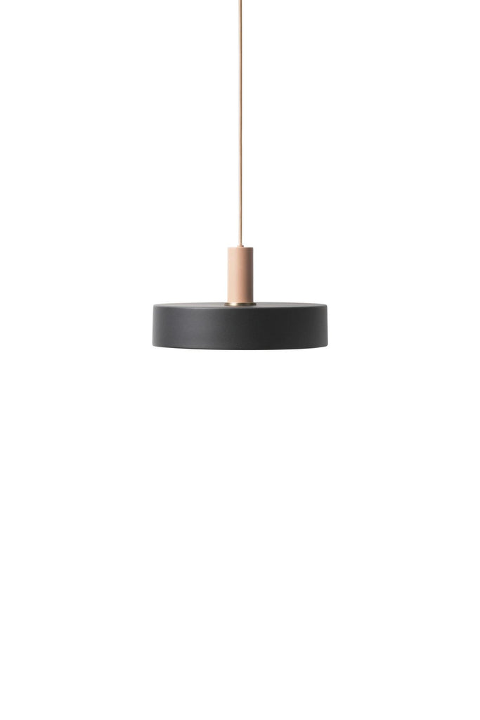 Record Shade in Black by Ferm Living