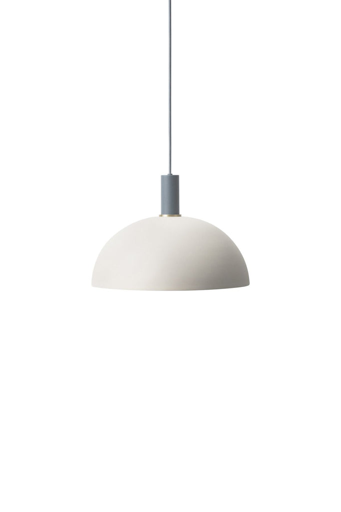Dome Shade in Light Grey design by Ferm Living